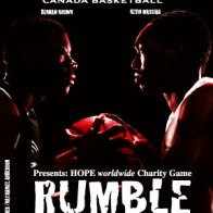 2002 All Canada Basketball Weekend-Rumble in the T-Dot; Denham Brown, Kevin Massiah