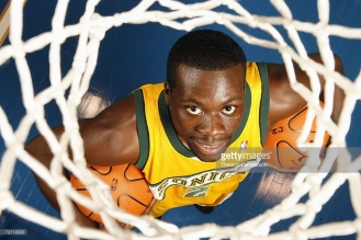 Denham Brown, U Conn, Seattle Supersonics 2006