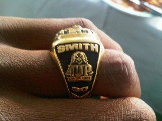 Ashton Smith NCAA D2 Championship