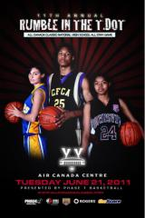 2011 All Canada Classic-Rumble in the T-Dot; Maddie Stephens, Kevin Thomas, Ceejay Nofuente